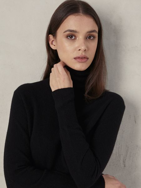 Ivo Nikkolo recycled cashmere wool mix knit